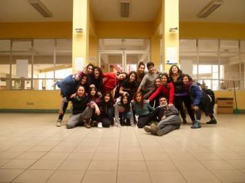 _2016-08-02 Practica con grupo de Street Dance