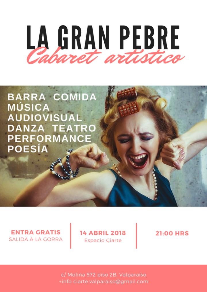 La Gran Pebre 1 (flyer)